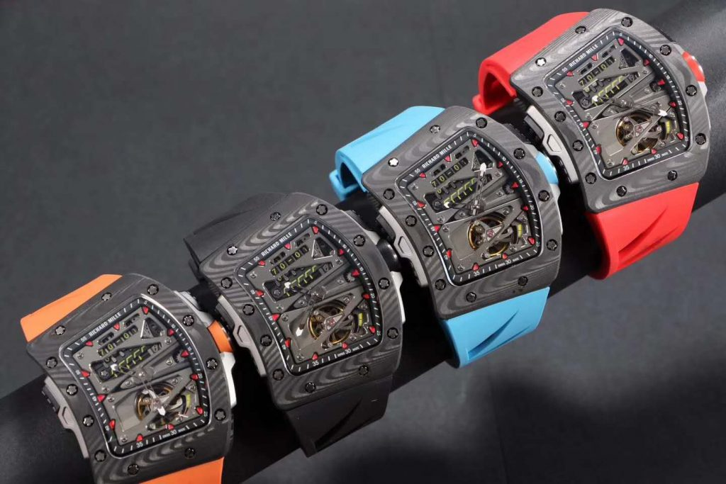 replique montre de luxe suisse richard mille rm070
