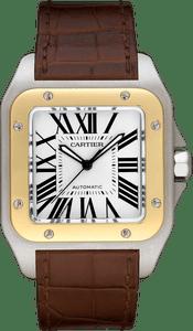 replica montre de luxe chine Cartier de Santos