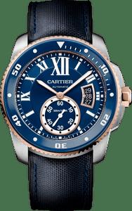 replique montre Cartier Calibre de Cartier