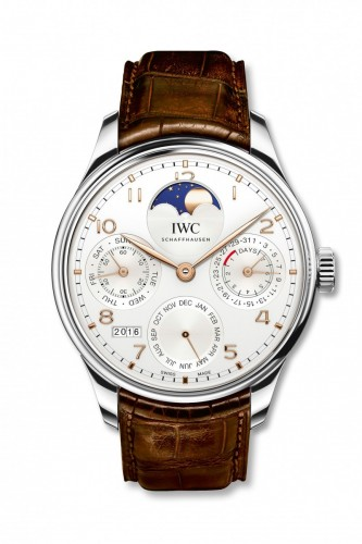 replica montre IWC Portugieser Perpetual Calendar Chinese Special Edition Shanghai
