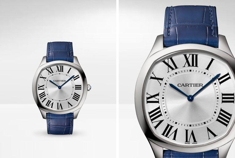 Drive de Cartier Extra Flat Steel avis