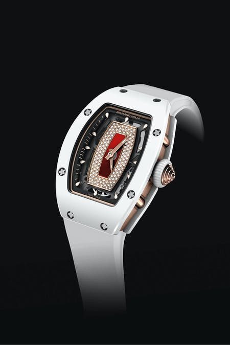 Replica richard mille RM 07-01 montre avis