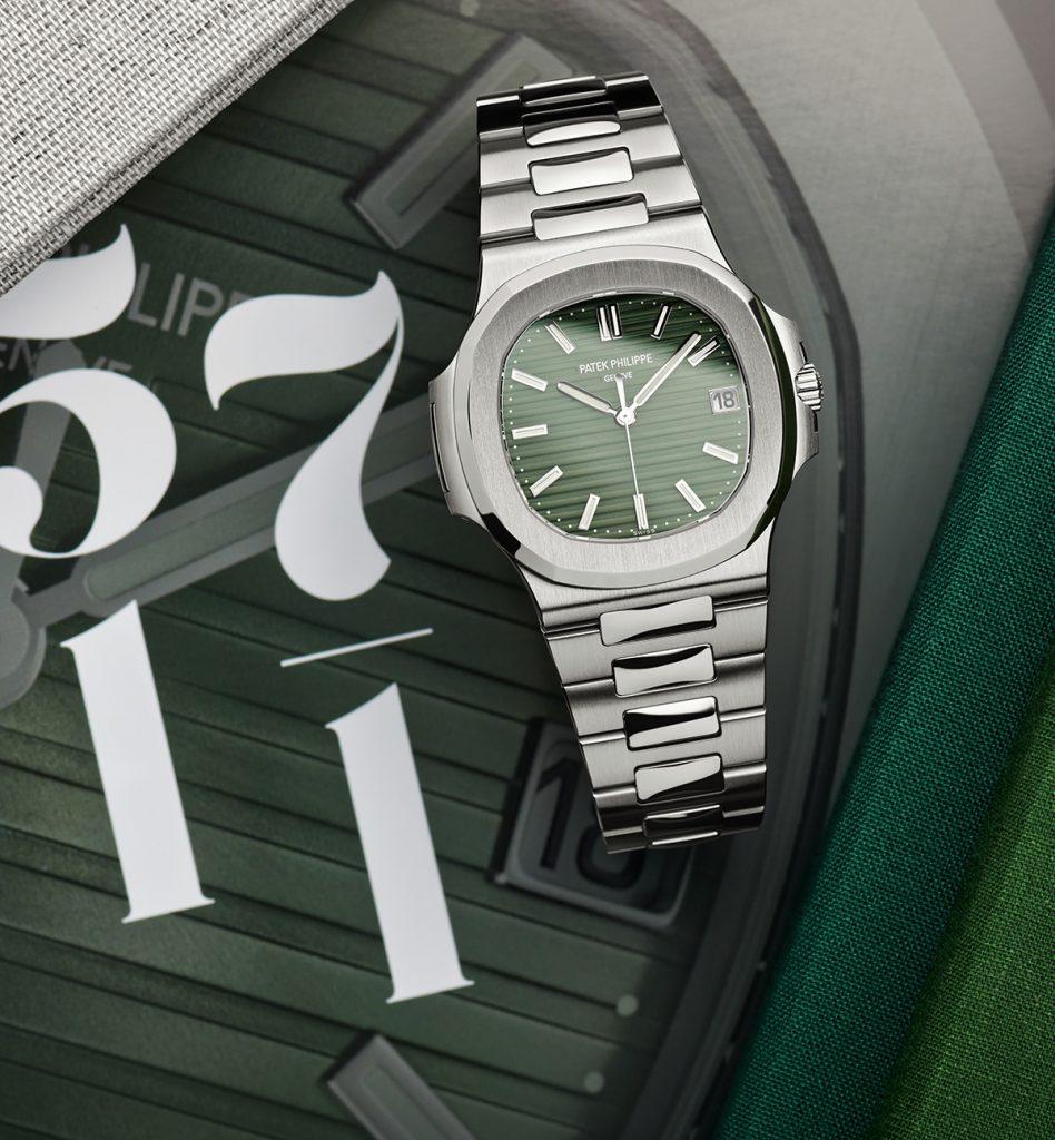 Patek Philippe Nautilus 5711 replica montre