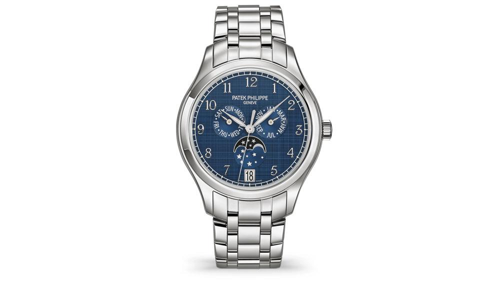 Replica montre de luxe Patek Philippe Annual Calendar 4947
